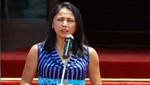 Nadine Heredia: No voy a postular a la Presidencia de la República el 2016