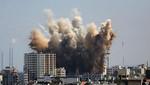 Ataques aéreos israelíes reanudan en Gaza en medio de cohetes