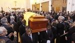 Los restos mortales de Henry Pease descansan en paz en el Cementerio El Ángel