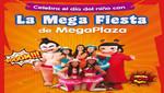 Celebra a lo grande el mes del niño en Megaplaza