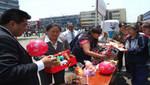 Cuidado con los juguetes que regala por el Día del Niño