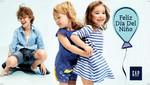 """Gap celebra el """"Día del Niño"""" con los mejores descuentos"""