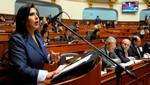 Ana Jara anuncia medidas concretas para luchar contra la corrupción