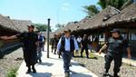 Ministro del Interior inauguró la primera base policial contra la minería ilegal en Madre de Dios