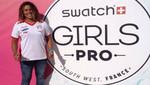 Surfista Analí Gómez ocupó el quinto puesto en el Swatch Girls Pro