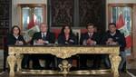 Gobierno adopta acciones para atender a damnificados por el sismo en Ayacucho