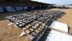 Decomisan en Trujillo 7 mil 600 kilos de cocaína