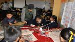Con función de títeres y arte con reciclaje SERNANP difunde entre los niños importancia de conservar las áreas naturales protegidas