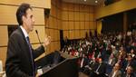 Delegación peruana inició en Madrid su participación en el Inperu Road Show Europa 2014