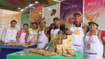 Productores de las áreas naturales protegidas presentes en el Gran Mercado de Mistura 2014