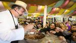 El chef Adolfo Perret enseñó a los mistureros cómo preparar un novedoso ceviche de tarwi