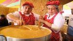 María Jesús Nakamura enseñó a preparar un delicioso champús de lúcuma en Mistura 2014