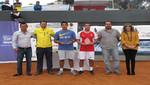 Tenista ADO PERÚ Mauricio Echazú campeonó en dobles del Ecuador F5?