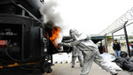 Destrucción de más de 8 toneladas de droga culmina este viernes 12 septiembre