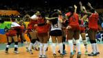 Perú venció 3 a 2 a Argentina y clasificó al Mundial Sub 23 de Vóley