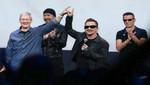 Todo el mundo está enojado con Apple por obligarlos a descargar el nuevo álbum de U2