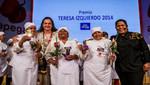 Emoción y reflexión en la tercera entrega del Premio Teresa Izquierdo