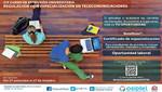 OSIPTEL convoca a estudiantes a participar en el XIX Curso Extensión Universitaria en Regulación con Especialización en Telecomunicaciones