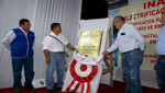 Jefe de Estado inaugura obra de electrificación rural que beneficia a más de 2 mil pobladores de Lamas