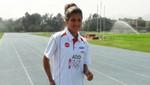 Atleta ADO PERÚ Kimberly García va por el título en el Campeonato Sudamericano Sub 23
