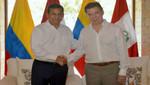 Iquitos será escenario del Encuentro Presidencial y I Gabinete Binacional Perú-Colombia