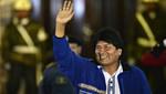 Bolivia elige a Evo Morales como presidente para su tercer mandato