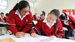 MINEDU invertirá más de S/.780 millones en implementación de Jornada Escolar Completa en mil colegios