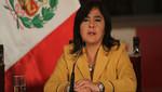 Ana Jara: el investigado es Oscar López Meneses, no el Jefe de Estado