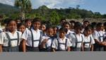 Qali Warma atenderá progresivamente a escolares de nivel secundaria de pueblos indígenas amazónicos