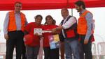Vibien y el Ministerio de Vivienda cumplen el sueño de la casa propia a pobladores de Alto Salaverry en Trujillo
