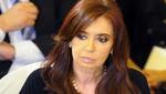 Cristina Fernández presenta un cuadro febril infeccioso y fue internada