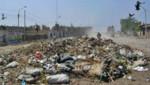 Ante crisis sanitaria en Chiclayo, Fuerzas Armadas apoyarán en el recojo de la basura acumulada