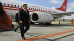 Presidente Ollanta Humala inicia gira de trabajo a Rusia, China y El Vaticano