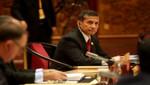 Presidente Humala participa en la XXII Cumbre del Foro APEC que se realiza en Beijing