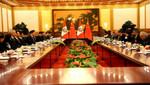 Presidentes Humala y Xi Jinping celebran fortalecimiento de la Asociación Estratégica Integral entre Perú y China