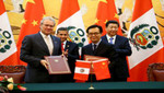 Suscripción de importantes acuerdos contribuyen a consolidación de proyectos concretos entre Perú y China