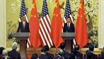 China y Estados Unidos firman acuerdo histórico para reducir emisiones de gas con efecto invernadero