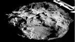 Philae acometizó con éxito en la superficie de 'Chury'