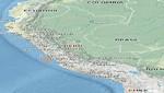 Fuerte sismo sacudió Lima: 5.8 grados en la escala de Richter