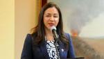 Marisol Espinoza: Gobierno no tiene nada que ocultar en caso Belaunde Lossio