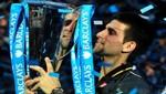 El Masters de Londres fue para Djokovic: Federer abandonó por lesión a la espalda