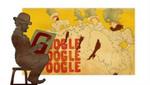Google celebra el 150 aniversario del nacimiento de Henri de Toulouse Lautrec