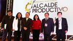 Presidencia del Consejo de Ministros brinda reconocimiento a mejor alcalde productivo