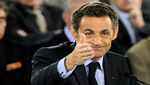 Nicolas Sarkozy es elegido presidente de la Unión por un Movimiento Popular en Francia