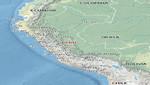 Temblor sacudió la región Ica: 4,8 grados en la escala de Richter