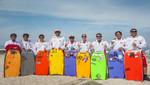 Selección peruana de Bodyboard lista para el Mundial ISA en Chile