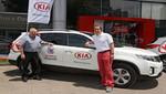 KIA Motors presente en la Copa América 2015