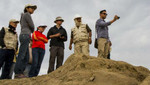 Expertos de Unesco e Icomos Internacional monitorean avances en la conservación de la zona arqueológica de Chan Chan