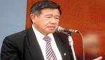 Nelson Chui es elegido presidente de la Región Lima Provincias