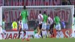 [Vídeo] Los dos goles del triunfo del campeón de la Copa Sudamericana 2014: River Plate